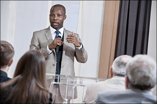 Corporate Training by Public Speaking for the Professional
