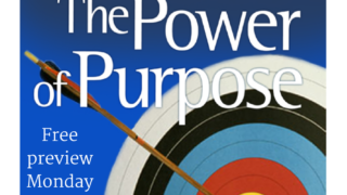 Free preview evening for the Power of Purpose