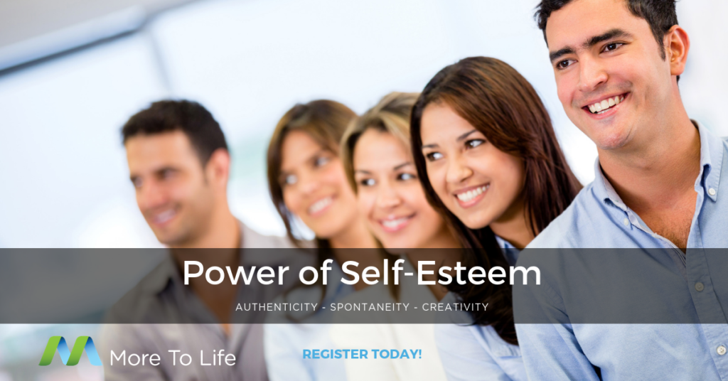 Power of Self-Esteem Workshop