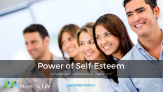 Power of Self-Esteem Workshop
